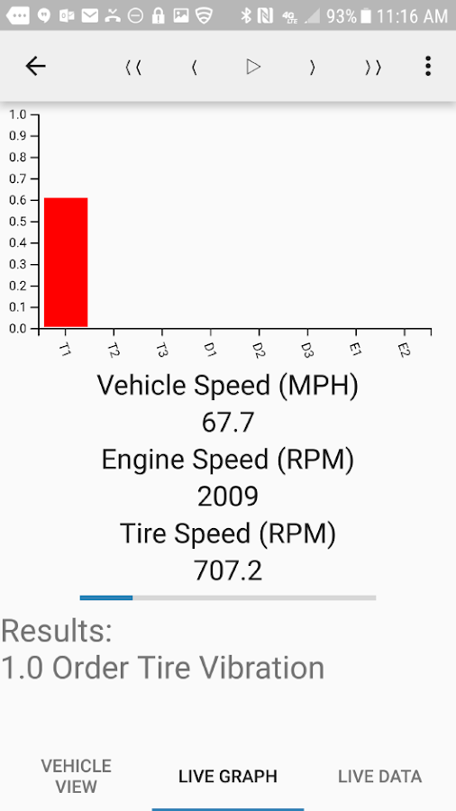 NVH For Android- screenshot