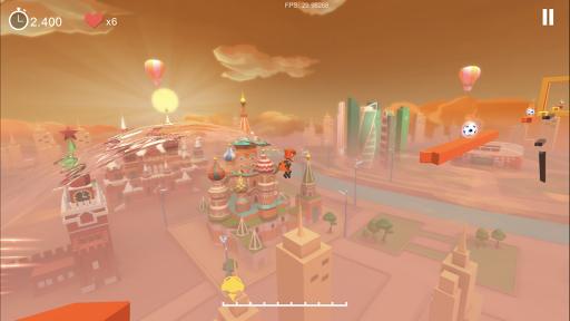 Super Runner screenshot 4