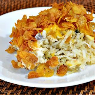 Potato Casserole.