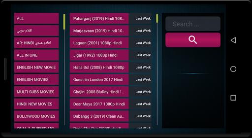 Smart Hd Tv: Live TV 128.0 screenshots 6