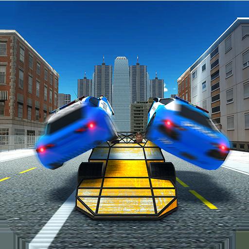 furious ramp car City Racing