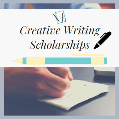 Creative Writing Scholarships