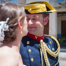 Wedding photographer cristian Sánchez Morales (cristianSanche). Photo of 01.02.2016