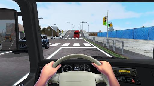 Truck Simulator PRO 2017  screenshots 1