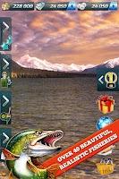 Screenshot of Let's Fish: Sport Fishing Game