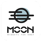 Moon KWGT Android APK Download Free By Eduardo B5to