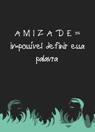 ポルトガル語で友情の引用符