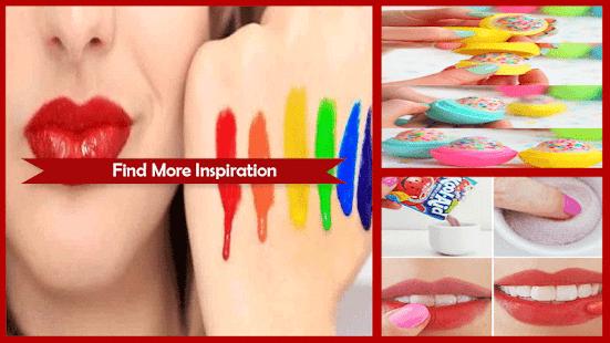 Best DIY Lip Stain Food Coloring - Programu zilizo kwenye Google Play