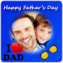 Happy Father's Day Frame APK icon