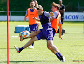 Pieter Gerkens va quitter le RSC Anderlecht pour l'Antwerp