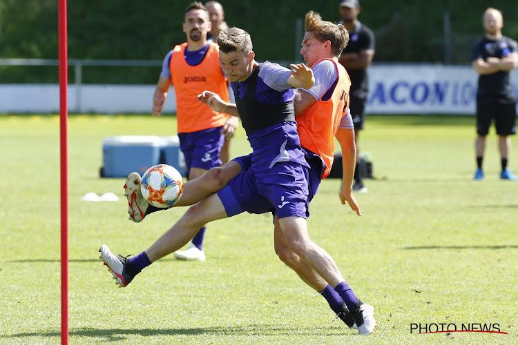 Pieter Gerkens va quitter le RSC Anderlecht