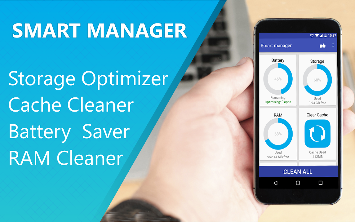 Smart Manager – (Android Εφαρμογές) — AppAgg