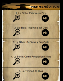 Como Interpretar la Biblia screenshot 3