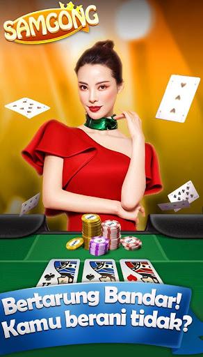 Samgong Samkong Indo Domino Gaple Adu Q Poker 1 4 4 Mod Unlimited Money Download Playstoremod Com