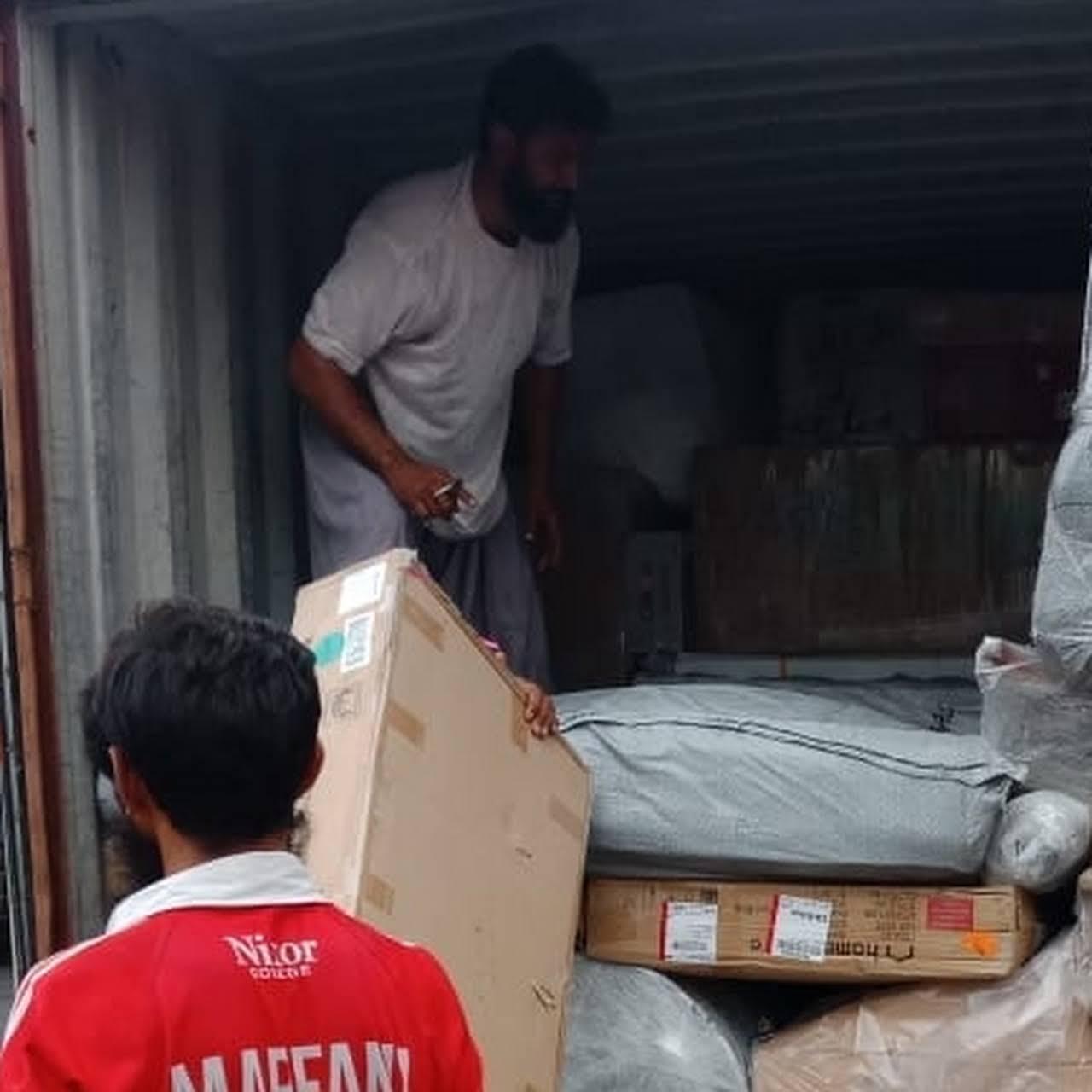 Pakistan Cargo - Logistics Service