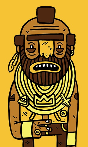 Logo of Noble Rey BA Baracus