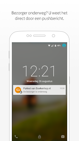 PostNL 3.16.3 screenshot 556200