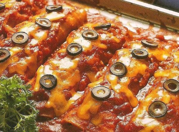 El Zorro's Enchiladas Recipe