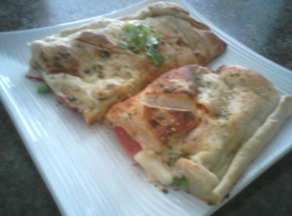 Mortadella, Cappicolla, And Salami Stromboli Recipe