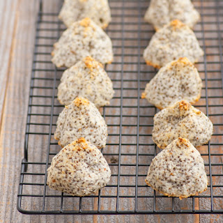 Protein Chia Coconut Macaroons