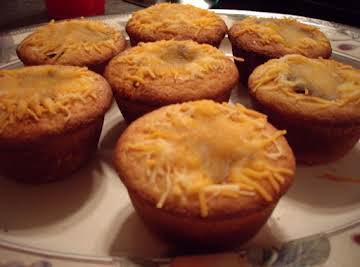 Ciao Bella Chili Stuffed Corn Muffins