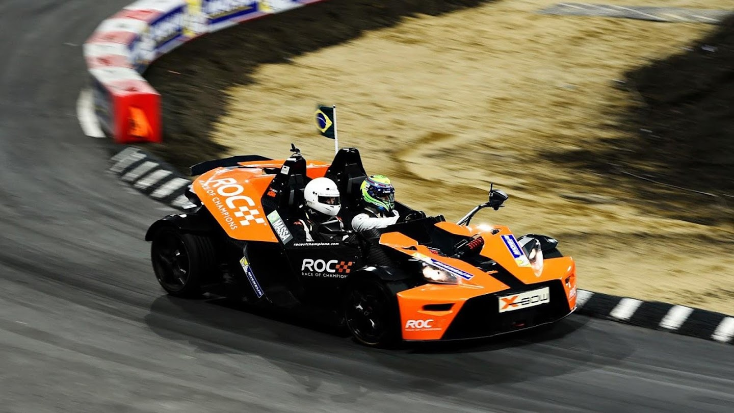 Race of Champions Highlights