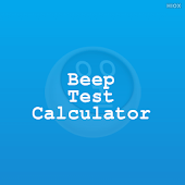 Beep Test Calculator