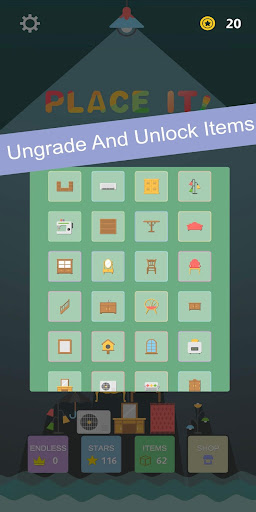 Place It - Furniture Puzzle Game 1.7.4 screenshots 2