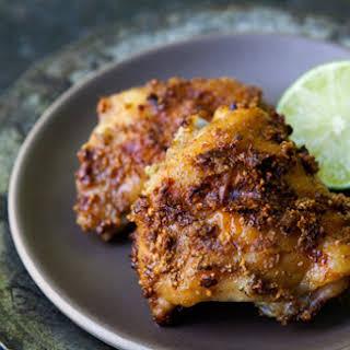 Spicy Garlic Cashew Chicken.