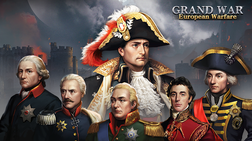 Grand War: Napoleon, War & Strategy Games apkmr screenshots 12