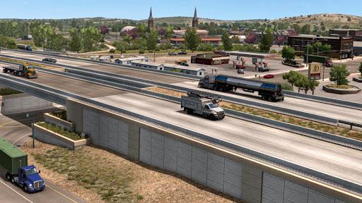 Oil Tanker Transport Simulation : Euro Truck Drive 1.2 screenshots 7