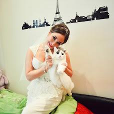 Wedding photographer Anna Bernackaya (annabernatskaya). Photo of 22.10.2016