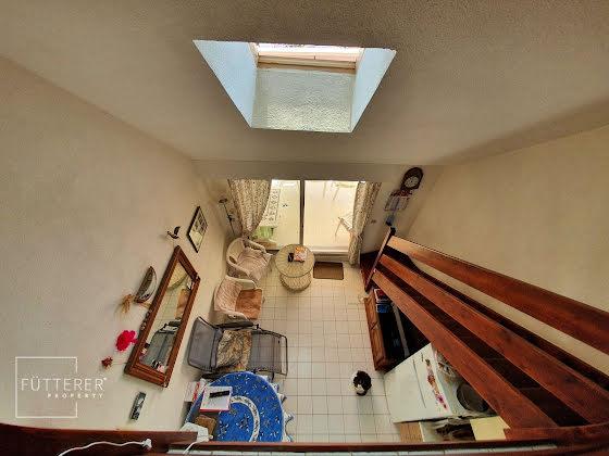 Vente appartement 4 pièces 46,58 m2