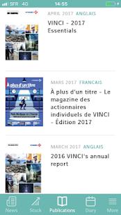 VINCI Shareholder - náhled