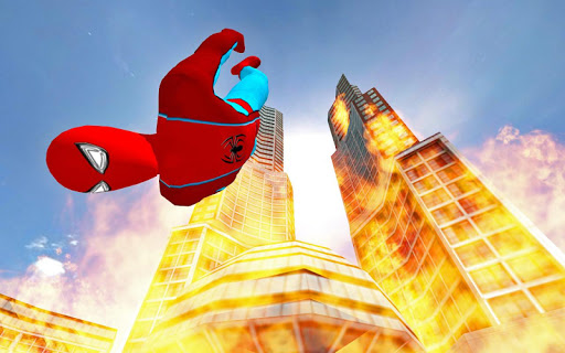 Power Spider: Super War Hero for PC