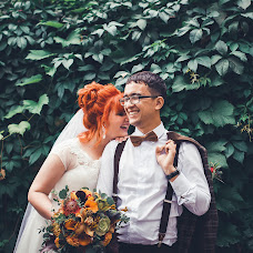 Wedding photographer Aliya Azamaeva (Spring-Swallow). Photo of 08.10.2016