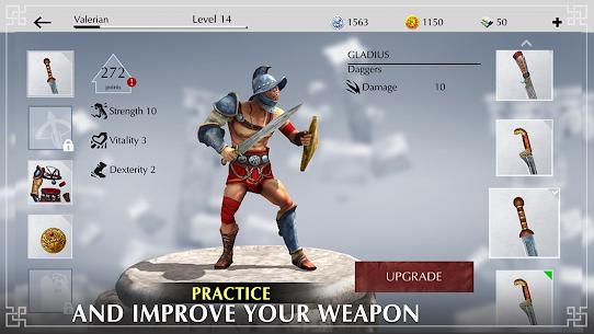 Gladiator Glory Egypt Apk Mod (Dinheiro Infinito) 9