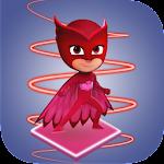 Owlette PJ Superhero Temple Masks Games icon