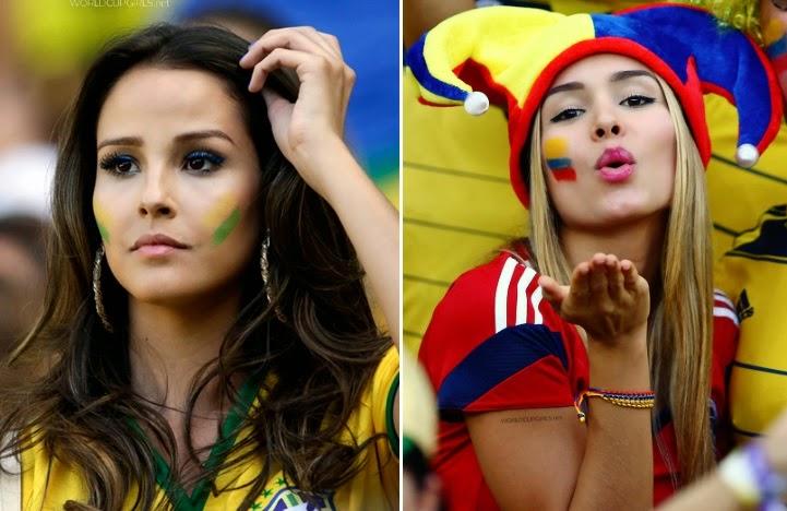 გოგონები,რომელთა დანახვისასაც მამაკაცებს ფეხბურთი უფრო უყვარდებათ - ნახეთ როგორ გამოიყურებიან მუნდიალის ყველაზე ლამაზი გულშემატკივრები