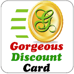 Gorgeous Discount Card Icon