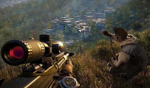 Unknown Sniper Shooting 2019 apkdebit screenshots 7