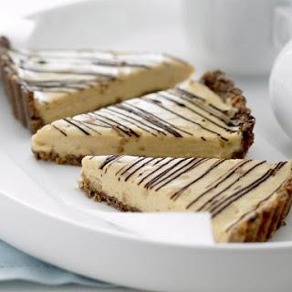 No Bake Chocolate Peanut Butter Cheesecake.