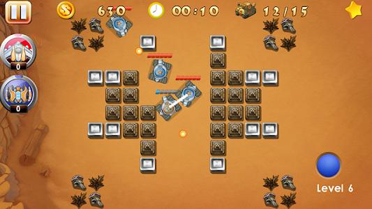 Tank War - Battle City v1.0 (Mod Money)
