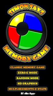 Simon Says - Memory Game v1 0 apk download for Windows (10,8