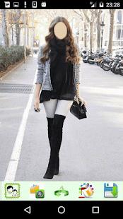 Girls Stylish Look - náhled