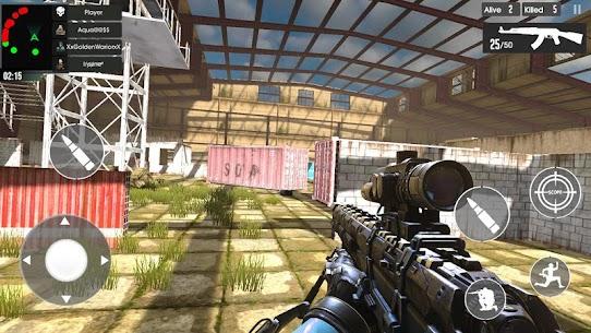 FPS Commando 2019 MOD Apk (Unlimited Money) 7