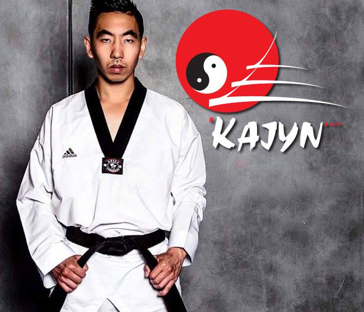 Guillaume Tran professeur de Taekwondo au Kajyn