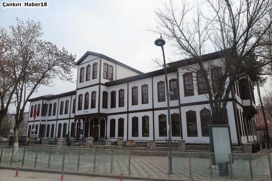 Çankırı Müzesi,