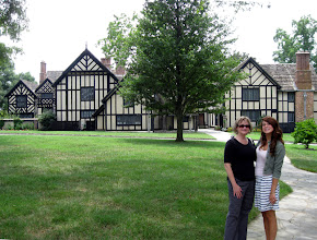 Photo: A visit to Agecroft Hall in Richmond, a rebuilt 15th C. English manor house.  http://www.agecrofthall.com/