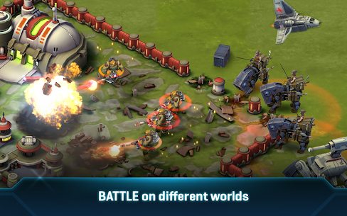 Star Wars Commander 4.13.0.9941 (Mod Damage/Health) MOD Apk 3